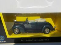 Ford V8, 1937, Model, Car, 1/43, Scale, American Muscle.