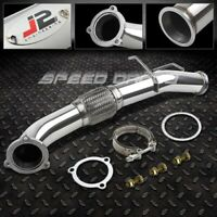 3 High Flow Catless Downpipe Down Pipe for Volvo 08-11 C30 T5 Turbo 2.5L 09 10