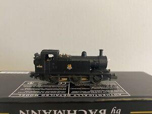 Graham Farish N Gauge 372-205 Class 3F BR Black Early Emblem 47332