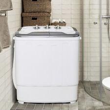 3,6kg Waschmaschine mit 2kg Schleuder Toplader Waschautomat Mini Single A+