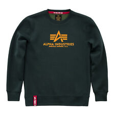 "ALPHA INDUSTRIES Sweatshirt ""Basic""   Dark Petrol (178302353) Herren Pullover"