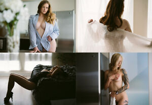 Complete Sexual Boudoir Photography Workshop