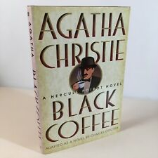 Black Coffee by Agatha Christie ***Free Shipping/Each Added Hardcover/TPB/PB