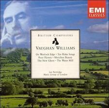 Ian Partridge : Vaughan Williams: On Wenlock Edge  Ten CD