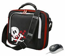TRUST 17299 PIRATE NETBOOK TABLET ACCESSORY SHOULDER BAG CASE + MATCHING MOUSE