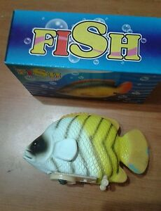 fish battery operated
