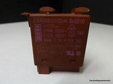 Miele T 432 Relé pasi voltaje de la bobina bv2210 10v Ear / as-010d-h TNR :