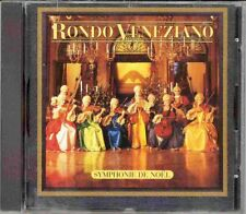 RARE  Rondo Veneziano  ( Symphonie de Noel ) CD ALBUM 13 TITRES 1995