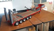 bruder/tamiya low loader trailer