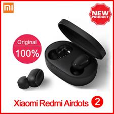 Original Bluetooth Headset Xiaomi Redmi Airdots 2 TWS Auricular 5.0