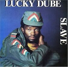 LUCKY DUBE - Slave - CD 1989  SIGILLATO SEALED