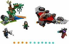LEGO 76079 Marvel Super Heroes Ravager Attack - Complete Pre-Owned - Guardians
