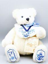 Original Hermann Teddy Bär Limited Edition 967/1000  Zwiebelmuster Teddy Bär-Top