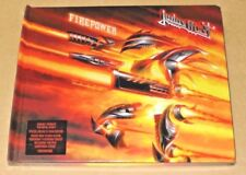 FIREPOWER by Judas Priest (CD, Mar-2018, Epic Records)