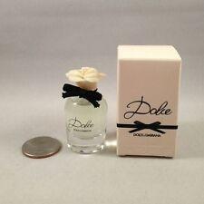 Dolce by Dolce Gabbana Eau de Parfum Splash Sample Travel Mini NIB 5 ml/0.16 oz