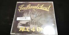 Kool Savas & Azad – All 4 One Maxi-Single CD Single