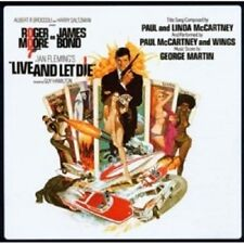 OST/LIVE AND LET DIE (REMASTERED)  CD 22 TRACKS SOUNDTRACK JAMES BOND NEW+