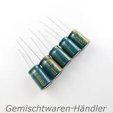 5 x 680µF 35V ELKO condensador µ mF Elekrolyt radial