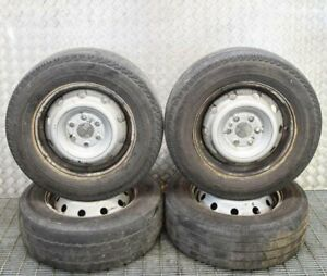 IVECO DAILY Steel Wheels W/ Tyres MK5 225/65 R16 16H2x61/2J ET68 504103598 2013