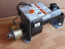 Bodine Electric Gear Motor 24y2bepm D3 Ratio 301 121 Hp 90 Vdc With Clutch