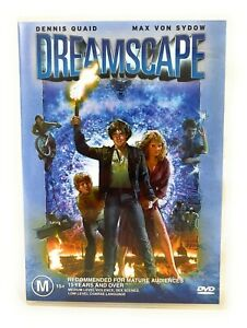 Dreamscape (DVD, 1984) Dennis Quaid Region 4 Free Postage