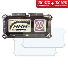 YAMAHA XT1200Z SUPER TENERE Proteggi Schermo: 1x Trasparente & 1x Anti-Riflesso