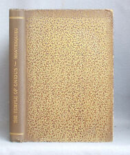 Antique THE TEMPLE OF GNIDUS by Montesquieu BEAUTIFUL GILT VICTORIAN BINDING
