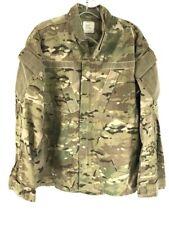 Multicam Jacket, Army Combat Uniform Coat Insect Flame Resistant MEDIUM REGULAR