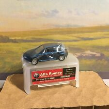 Kyosho Miniature car collection 2 Alfa Romeo 147 GTA 1/100