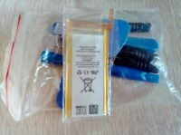 for iPod Nano 5 5th Gen Battery Brand New 3.7V Li-ion Battery Replacement + tool