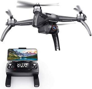 SANROCK B5W GPS Drones 4K UHD Camera Adults Kids 5GHz FPV Quadcopter Long Range