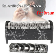 Shaver Razor Foil & Cutter Set Replacement For Braun 596 1000/2000 105 150 2540S