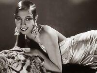 JOSEPHINE BAKER Jazz Revue Bal Negre French Dance Poster Repro FREE SHIP in USA