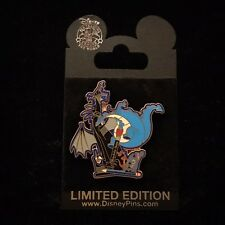 LE Stitch Maleficent Mushu Dragon Devil Light Camera Artist Choice Disney Pin