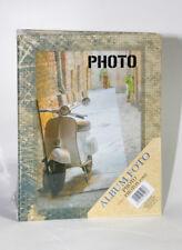 Album fotografico porta foto, per formato 10x15  - 200 foto - Vespa