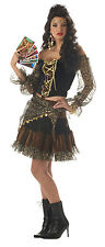 California Costume Sexy Madame Destiny Gypsy Adult Costume Size XL 12-14