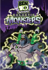 Ben 10: Omniverse - Galactic Monsters (DVD, 2014, 2-Disc Set) NEW