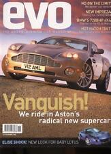 EVO MAGAZINE - Issue 025 November 2000