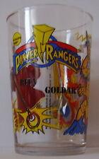 Verre à moutarde glass POWER RANGERS 1994. Rita Goldar. VM722