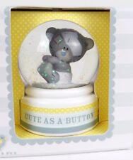 Carte Blanche- Me to You Bear- Tiny Tatty Teddy Water Globe/ Keepsake BNIB