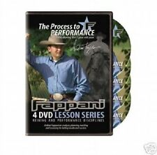 NEW ANDREA FAPPANI REINING The Process to Performance Horse Training DVD set