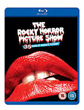 THE ROCKY HORROR PICTURE SHOW - BLU RAY - NEW / SEALED - UK STOCK