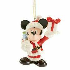 Lenox 2019 Annual Disney Mickey Christmas Ornament New In Box 84443