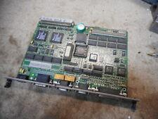 COMAU ROBOT -- MOOG -- SAU2 Processor Card -- RBC2 -- 10129260 -- Rev00