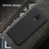 For Xiaomi Redmi Note 9S / 9 Pro Max NILLKIN Frosted Shield Hard Back Case Cover