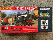Hornby R1126 Digital Mixed Freight Electric Train Set OO Gauge DCC Fitted NEW