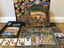 HeroQuest Board Game Painted Complete MB Games Workshop