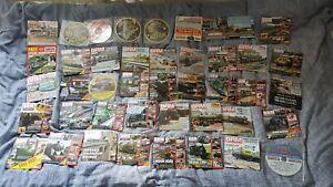 43× Various Model Railway DVDs joblot - BRM, Bachmann, Hornby etc