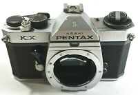 Pentax KX 35mm SLR Film Camera Faulty UK Fast Post