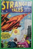 Strange Tales #68 Atlas Kirby Ditko Zenith Publishing April 1959 GD